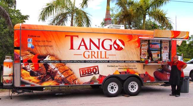 Bbq Food Truck Olympia