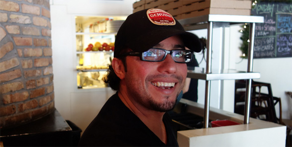 former chef of Harry's Pizzeria and Michael's Genuine Food & Drink in the Design District, Image Courtesy of Gourmandj