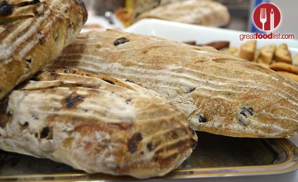 Forno Vecchio Pecan Raisin Bread (Made to Order)